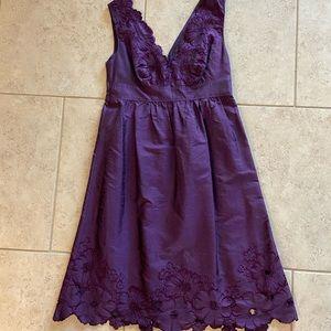 Gorgeous purple dress size 4